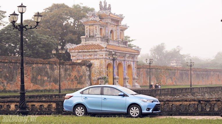 Đánh giá xe nhỏ Toyota Vios 2014 - Hình 1