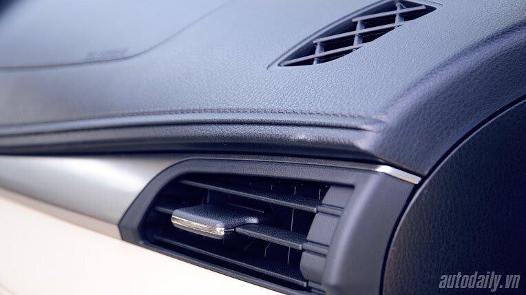 Đánh giá xe nhỏ Toyota Vios 2014 - Hình 7