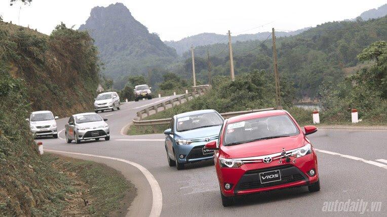 Đánh giá xe nhỏ Toyota Vios 2014 - Hình 11
