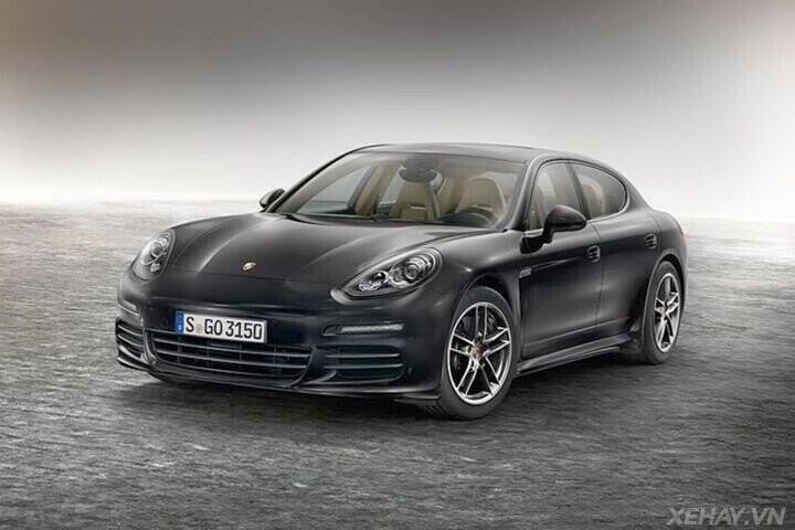 ĐÁNH GIÁ XE Porsche Panamera 2016 - Cải tiến mới, tùy chọn mới dành cho khách hàng - Hình 2