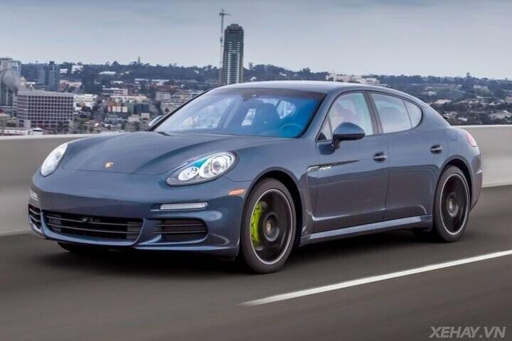 ĐÁNH GIÁ XE Porsche Panamera 2016 - Cải tiến mới, tùy chọn mới dành cho khách hàng - Hình 3