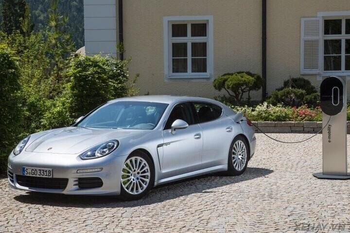 ĐÁNH GIÁ XE Porsche Panamera 2016 - Cải tiến mới, tùy chọn mới dành cho khách hàng - Hình 4