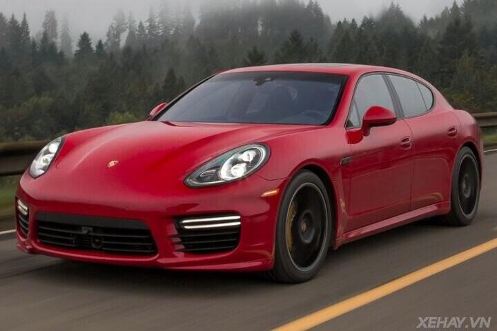 ĐÁNH GIÁ XE Porsche Panamera 2016 - Cải tiến mới, tùy chọn mới dành cho khách hàng - Hình 5
