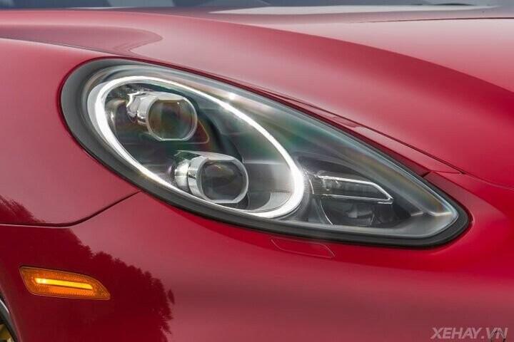 ĐÁNH GIÁ XE Porsche Panamera 2016 - Cải tiến mới, tùy chọn mới dành cho khách hàng - Hình 6