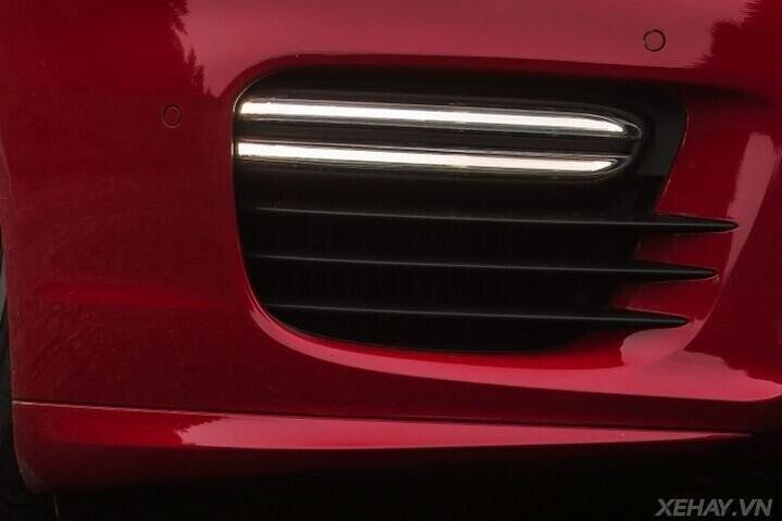ĐÁNH GIÁ XE Porsche Panamera 2016 - Cải tiến mới, tùy chọn mới dành cho khách hàng - Hình 7