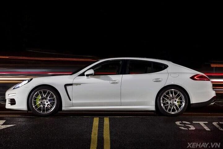 ĐÁNH GIÁ XE Porsche Panamera 2016 - Cải tiến mới, tùy chọn mới dành cho khách hàng - Hình 8