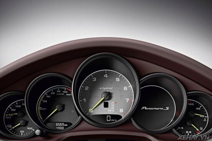 ĐÁNH GIÁ XE Porsche Panamera 2016 - Cải tiến mới, tùy chọn mới dành cho khách hàng - Hình 10