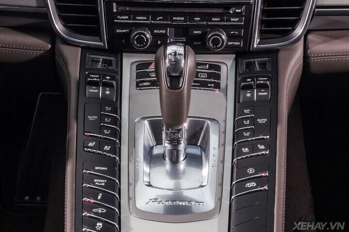 ĐÁNH GIÁ XE Porsche Panamera 2016 - Cải tiến mới, tùy chọn mới dành cho khách hàng - Hình 12