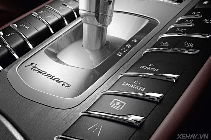 ĐÁNH GIÁ XE Porsche Panamera 2016 - Cải tiến mới, tùy chọn mới dành cho khách hàng - Hình 13