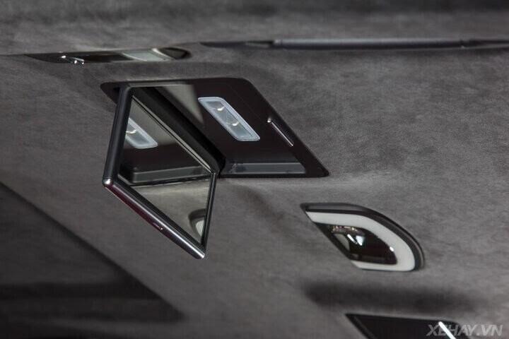ĐÁNH GIÁ XE Porsche Panamera 2016 - Cải tiến mới, tùy chọn mới dành cho khách hàng - Hình 14