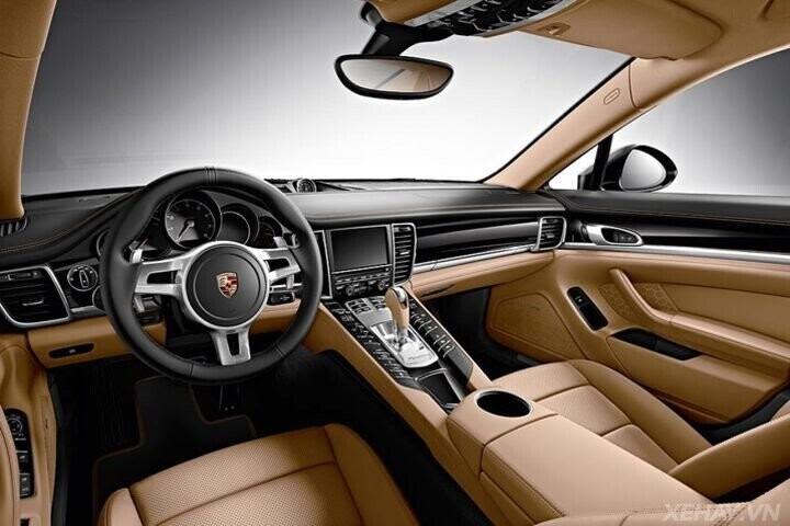 ĐÁNH GIÁ XE Porsche Panamera 2016 - Cải tiến mới, tùy chọn mới dành cho khách hàng - Hình 16