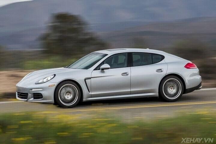ĐÁNH GIÁ XE Porsche Panamera 2016 - Cải tiến mới, tùy chọn mới dành cho khách hàng - Hình 23