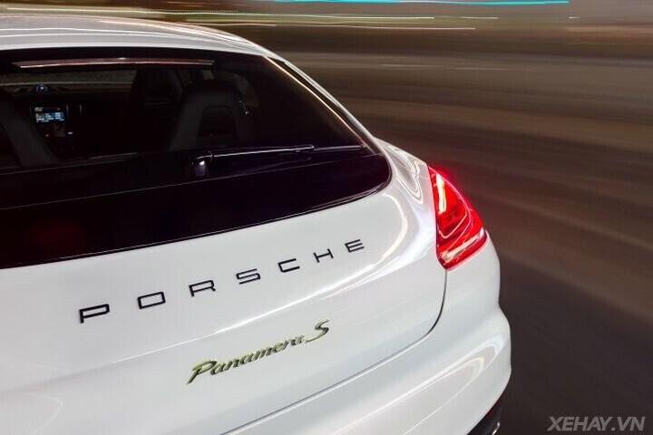 ĐÁNH GIÁ XE Porsche Panamera 2016 - Cải tiến mới, tùy chọn mới dành cho khách hàng - Hình 25