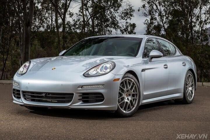 ĐÁNH GIÁ XE Porsche Panamera 2016 - Cải tiến mới, tùy chọn mới dành cho khách hàng - Hình 26