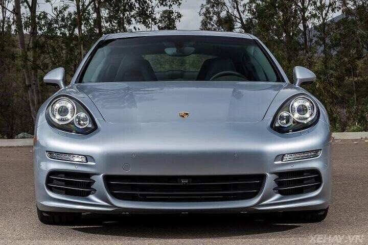 ĐÁNH GIÁ XE Porsche Panamera 2016 - Cải tiến mới, tùy chọn mới dành cho khách hàng - Hình 27