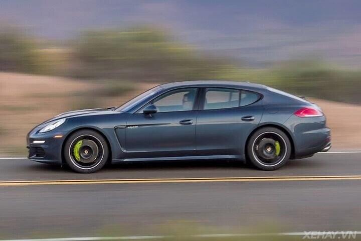 ĐÁNH GIÁ XE Porsche Panamera 2016 - Cải tiến mới, tùy chọn mới dành cho khách hàng - Hình 28