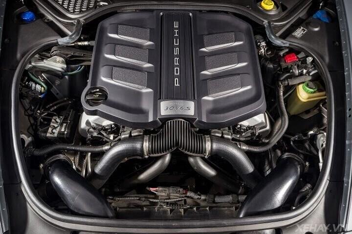 ĐÁNH GIÁ XE Porsche Panamera 2016 - Cải tiến mới, tùy chọn mới dành cho khách hàng - Hình 29