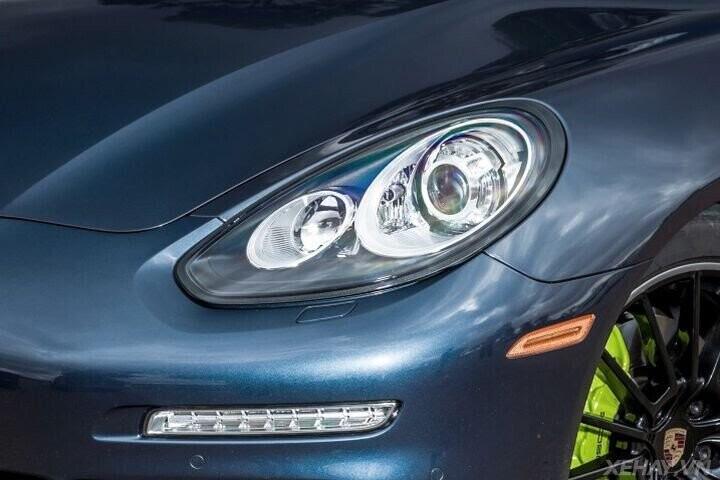 ĐÁNH GIÁ XE Porsche Panamera 2016 - Cải tiến mới, tùy chọn mới dành cho khách hàng - Hình 30