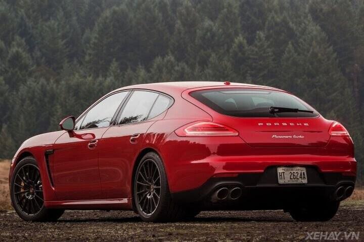 ĐÁNH GIÁ XE Porsche Panamera 2016 - Cải tiến mới, tùy chọn mới dành cho khách hàng - Hình 33