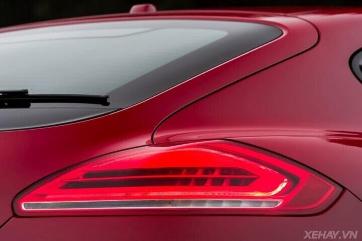 ĐÁNH GIÁ XE Porsche Panamera 2016 - Cải tiến mới, tùy chọn mới dành cho khách hàng - Hình 34