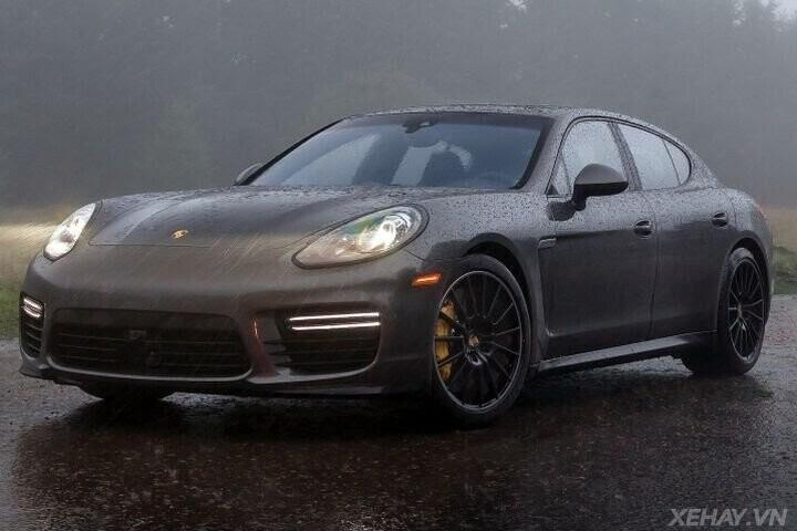 ĐÁNH GIÁ XE Porsche Panamera 2016 - Cải tiến mới, tùy chọn mới dành cho khách hàng - Hình 37