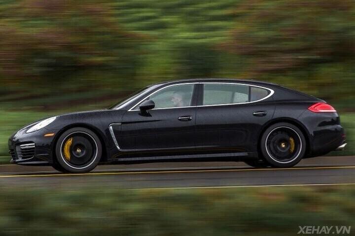 ĐÁNH GIÁ XE Porsche Panamera 2016 - Cải tiến mới, tùy chọn mới dành cho khách hàng - Hình 38