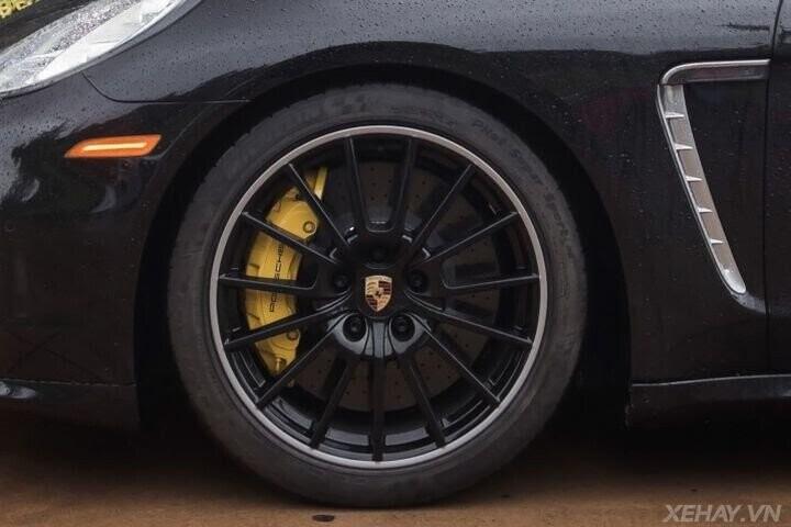 ĐÁNH GIÁ XE Porsche Panamera 2016 - Cải tiến mới, tùy chọn mới dành cho khách hàng - Hình 39
