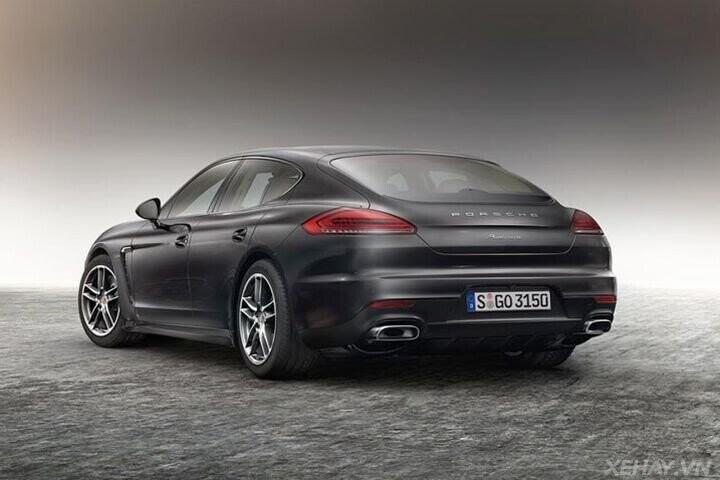 ĐÁNH GIÁ XE Porsche Panamera 2016 - Cải tiến mới, tùy chọn mới dành cho khách hàng - Hình 40