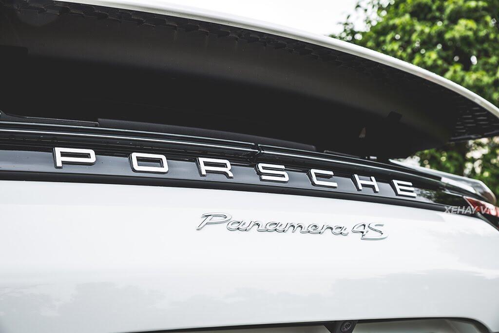 [ĐÁNH GIÁ XE] Porsche Panamera 4S 2017 - chiếc coupe bốn cửa thuần chất - Hình 7