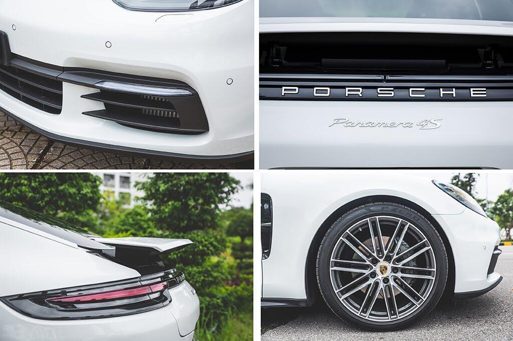 [ĐÁNH GIÁ XE] Porsche Panamera 4S 2017 - chiếc coupe bốn cửa thuần chất - Hình 8