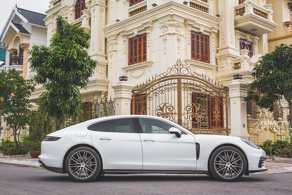 [ĐÁNH GIÁ XE] Porsche Panamera 4S 2017 - chiếc coupe bốn cửa thuần chất - Hình 10