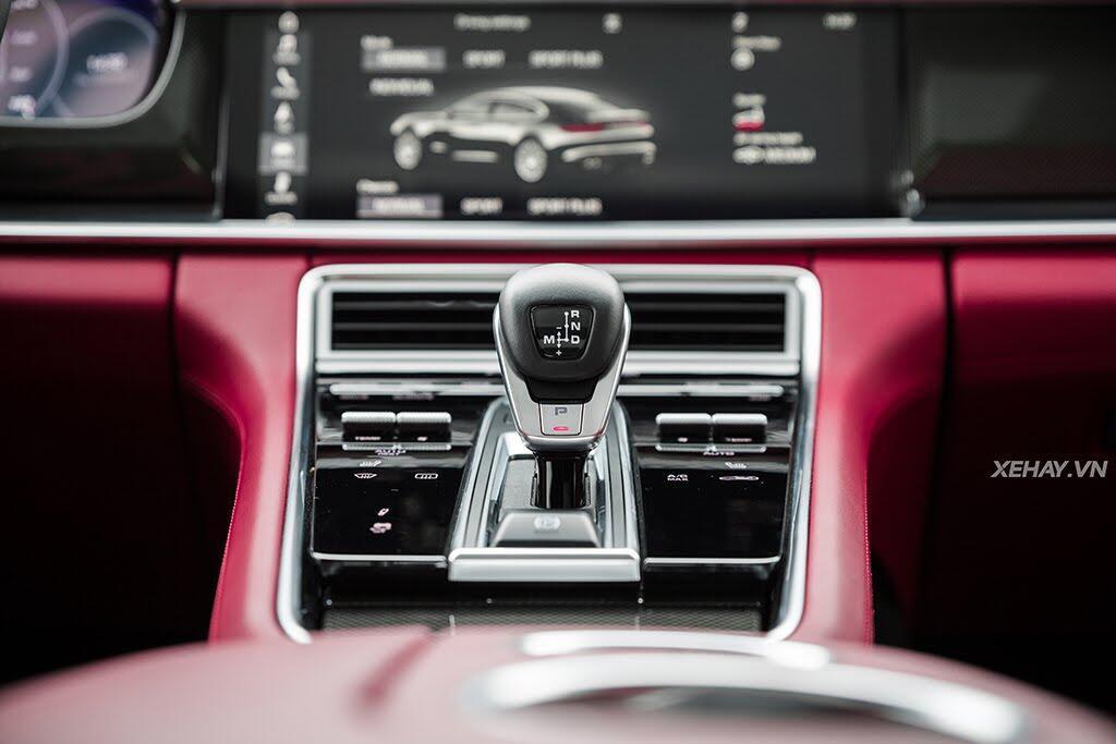 [ĐÁNH GIÁ XE] Porsche Panamera 4S 2017 - chiếc coupe bốn cửa thuần chất - Hình 29