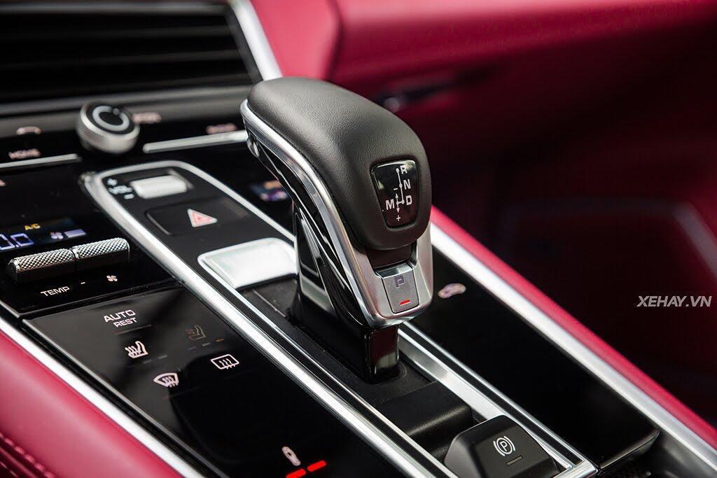 [ĐÁNH GIÁ XE] Porsche Panamera 4S 2017 - chiếc coupe bốn cửa thuần chất - Hình 30
