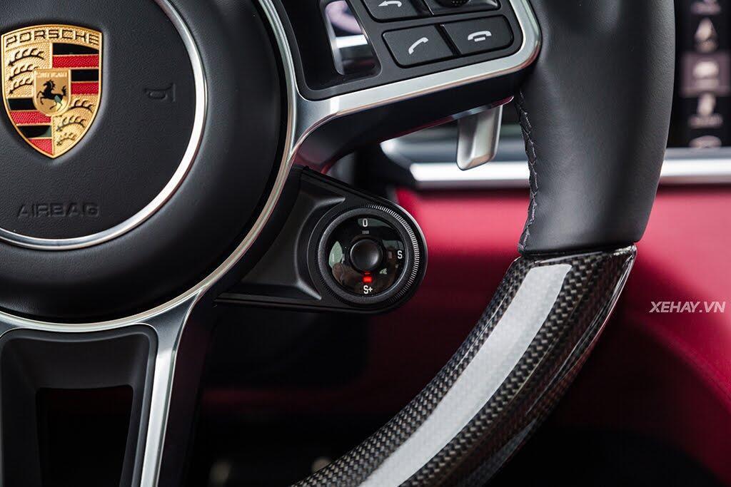 [ĐÁNH GIÁ XE] Porsche Panamera 4S 2017 - chiếc coupe bốn cửa thuần chất - Hình 31
