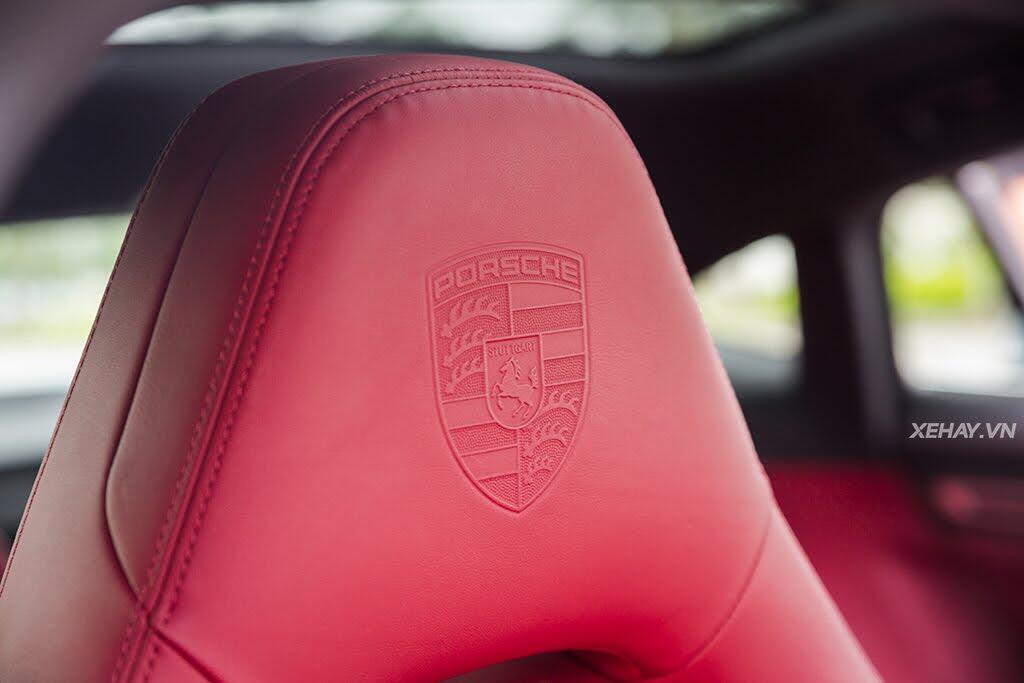 [ĐÁNH GIÁ XE] Porsche Panamera 4S 2017 - chiếc coupe bốn cửa thuần chất - Hình 38