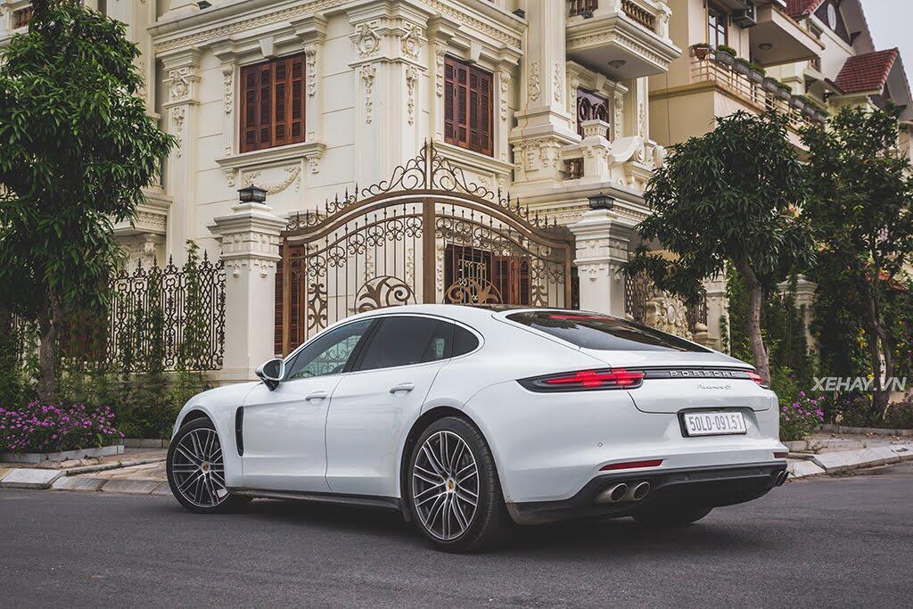 [ĐÁNH GIÁ XE] Porsche Panamera 4S 2017 - chiếc coupe bốn cửa thuần chất - Hình 42