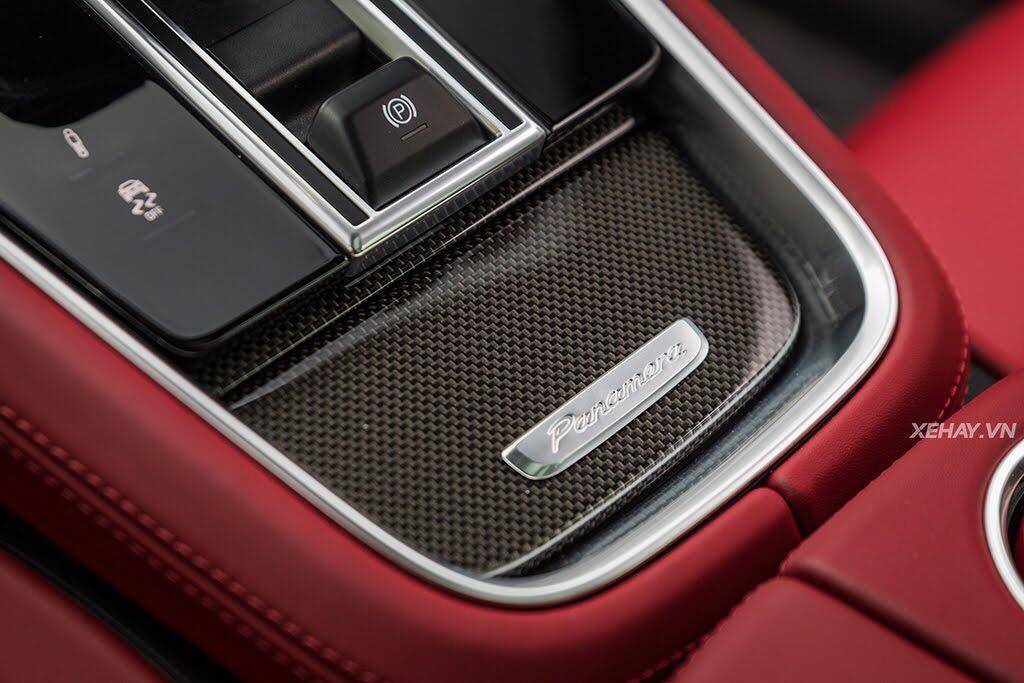 [ĐÁNH GIÁ XE] Porsche Panamera 4S 2017 - chiếc coupe bốn cửa thuần chất - Hình 43