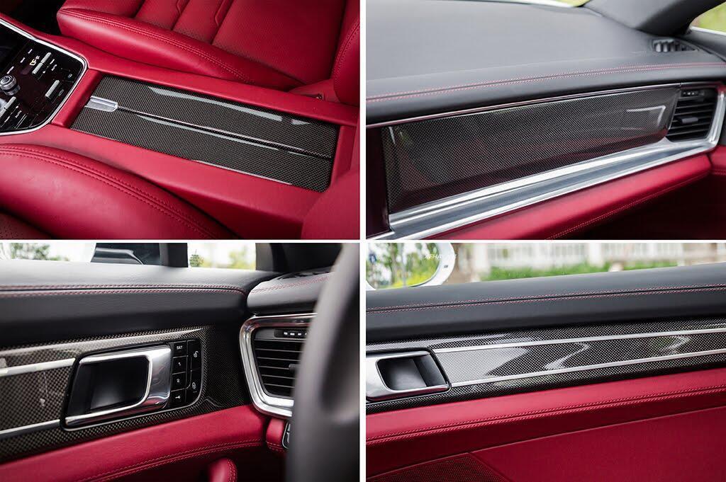 [ĐÁNH GIÁ XE] Porsche Panamera 4S 2017 - chiếc coupe bốn cửa thuần chất - Hình 44