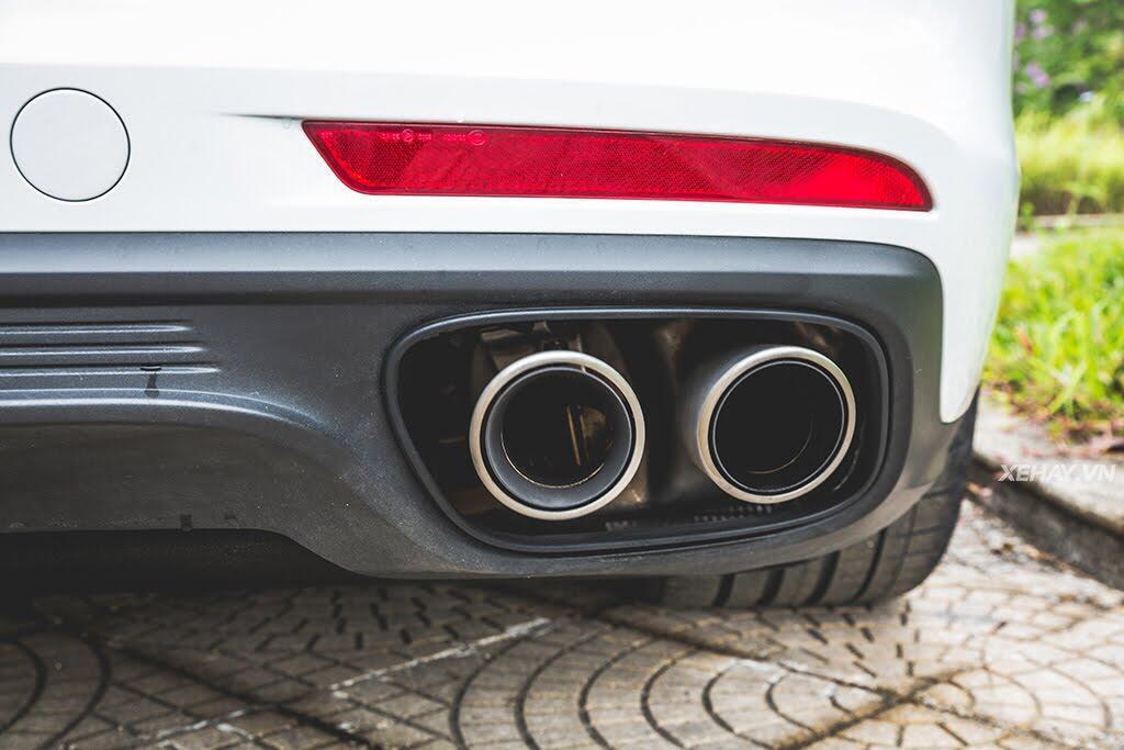 [ĐÁNH GIÁ XE] Porsche Panamera 4S 2017 - chiếc coupe bốn cửa thuần chất - Hình 45