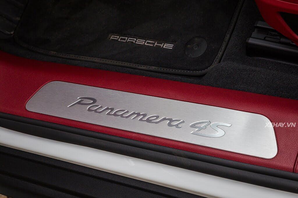 [ĐÁNH GIÁ XE] Porsche Panamera 4S 2017 - chiếc coupe bốn cửa thuần chất - Hình 46