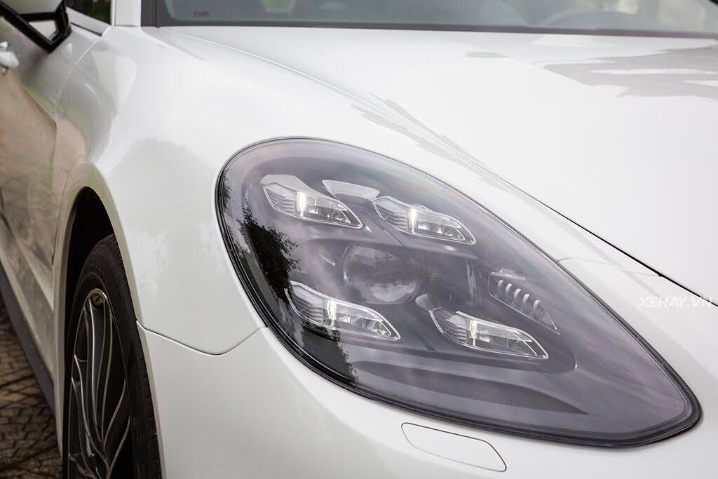 [ĐÁNH GIÁ XE] Porsche Panamera 4S 2017 - chiếc coupe bốn cửa thuần chất - Hình 48