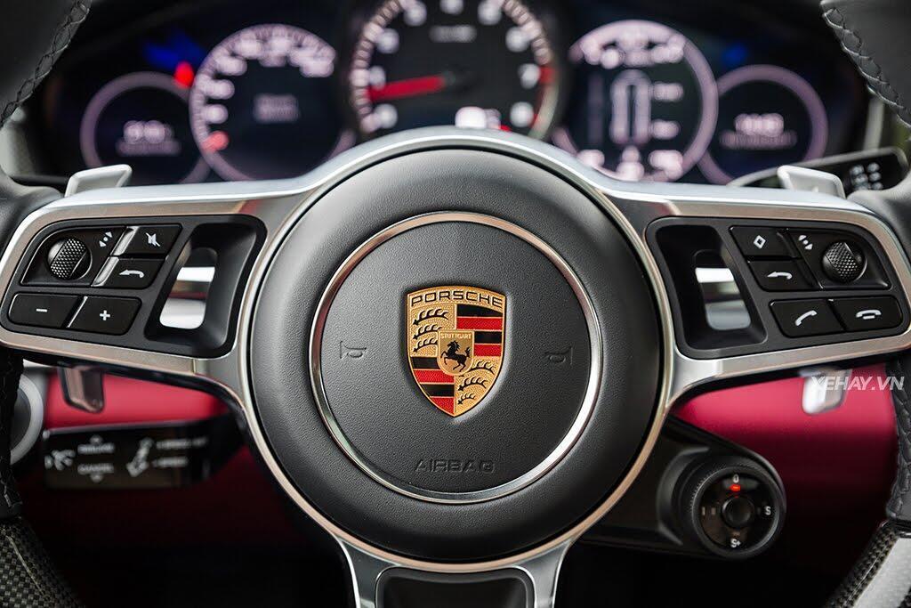 [ĐÁNH GIÁ XE] Porsche Panamera 4S 2017 - chiếc coupe bốn cửa thuần chất - Hình 52