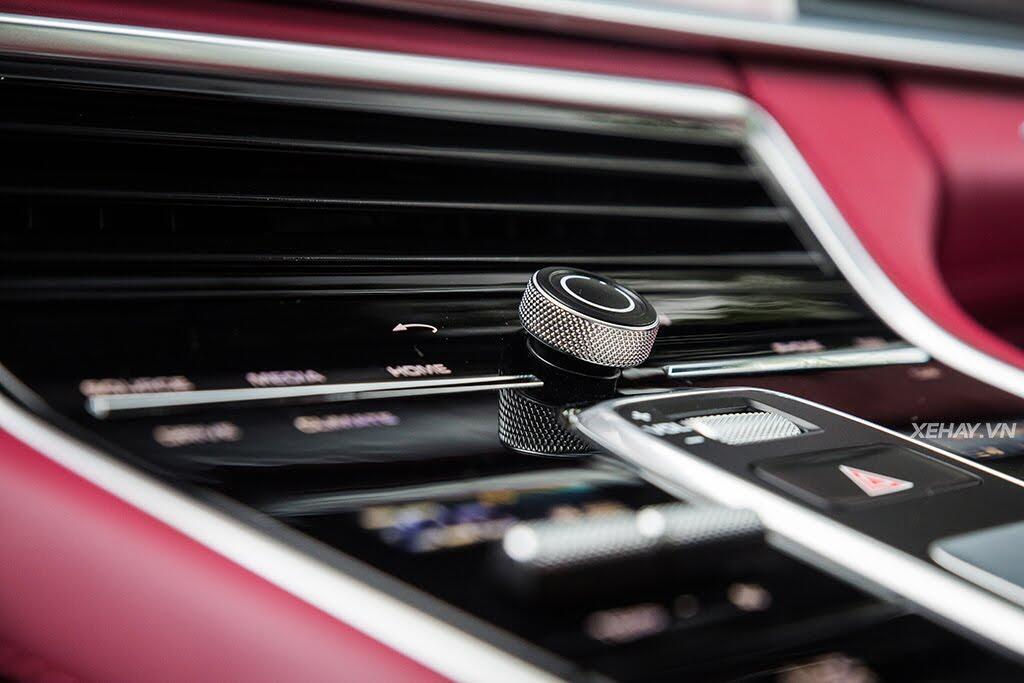 [ĐÁNH GIÁ XE] Porsche Panamera 4S 2017 - chiếc coupe bốn cửa thuần chất - Hình 53