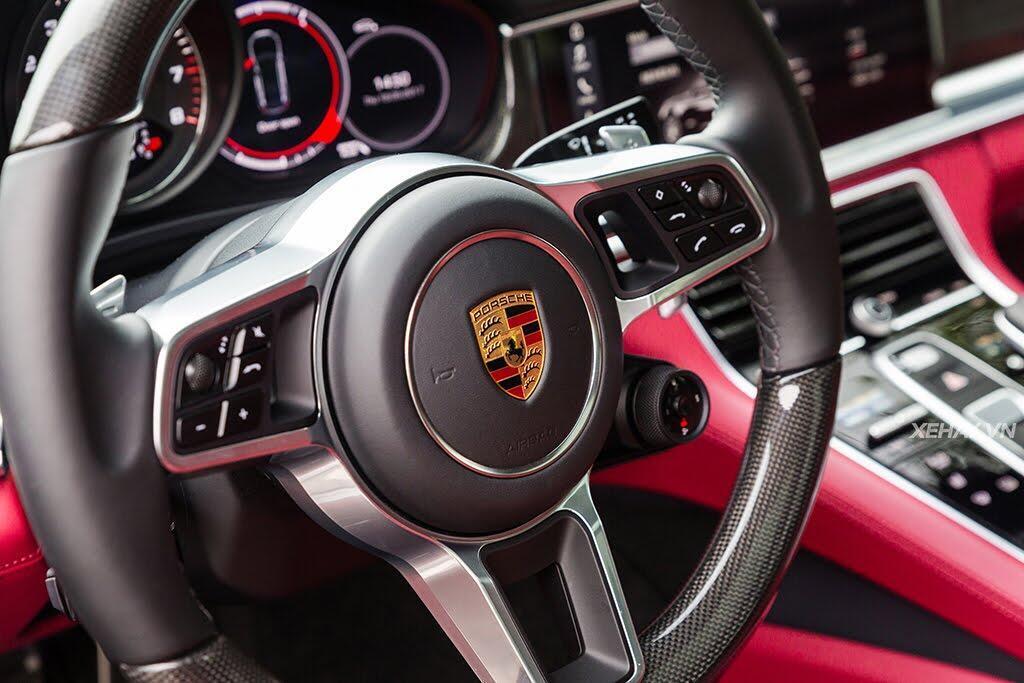 [ĐÁNH GIÁ XE] Porsche Panamera 4S 2017 - chiếc coupe bốn cửa thuần chất - Hình 54