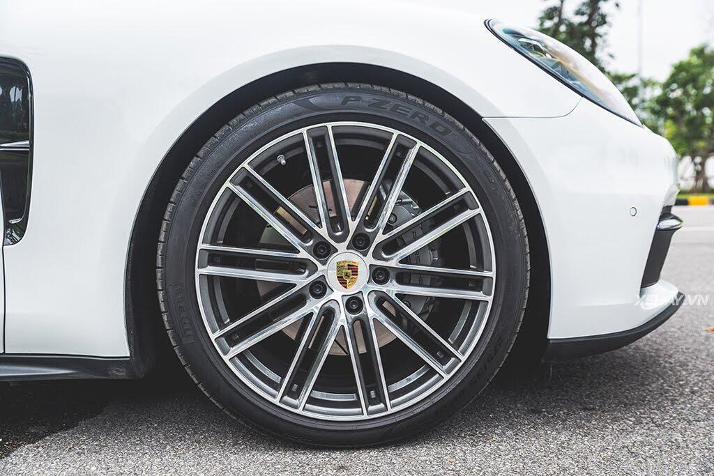 [ĐÁNH GIÁ XE] Porsche Panamera 4S 2017 - chiếc coupe bốn cửa thuần chất - Hình 61