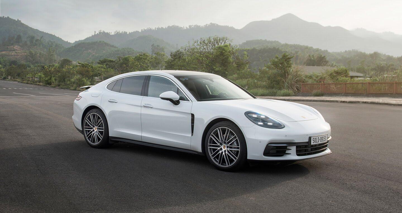 Đánh giá xe Porsche Panamera 4S 2017: Cỗ máy đẳng cấp - Hình 1