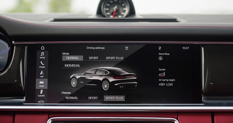 Đánh giá xe Porsche Panamera 4S 2017: Cỗ máy đẳng cấp - Hình 6