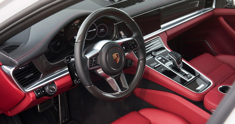 Đánh giá xe Porsche Panamera 4S 2017: Cỗ máy đẳng cấp - Hình 8