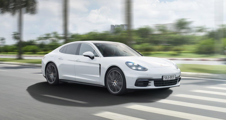 Đánh giá xe Porsche Panamera 4S 2017: Cỗ máy đẳng cấp - Hình 12