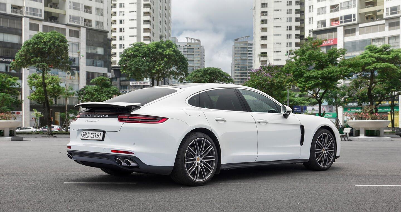 Đánh giá xe Porsche Panamera 4S 2017: Cỗ máy đẳng cấp - Hình 13